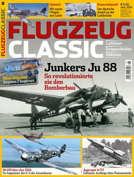 Flugzeug Classic July 16, 2018 00:00