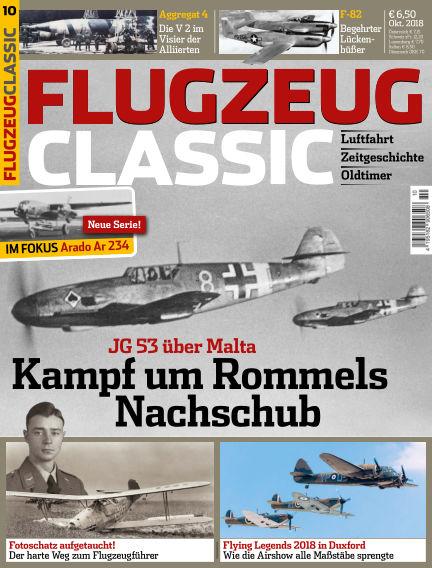 Flugzeug Classic September 10, 2018 00:00