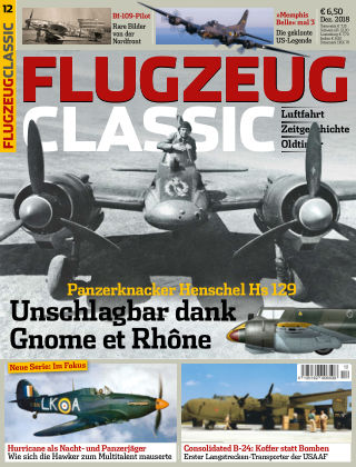 Flugzeug Classic 12_2018