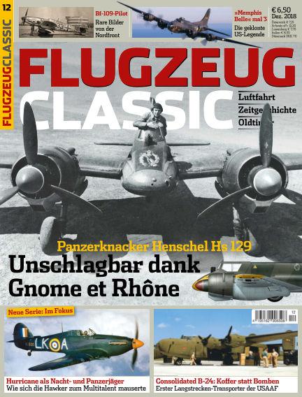 Flugzeug Classic November 12, 2018 00:00