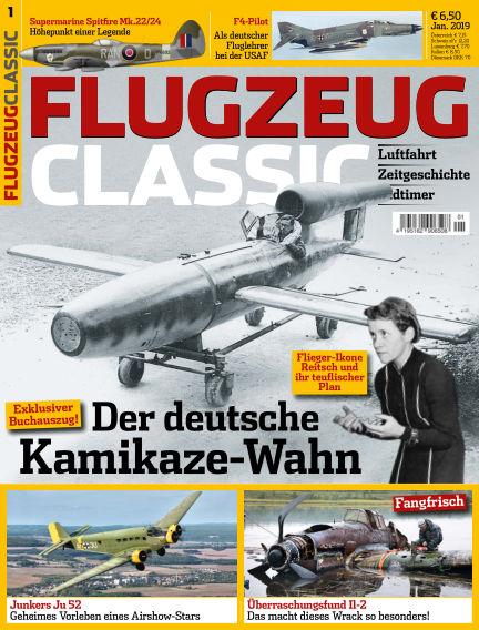 Flugzeug Classic December 10, 2018 00:00