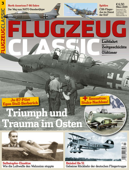 Flugzeug Classic February 18, 2019 00:00
