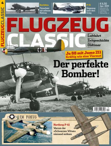 Flugzeug Classic March 15, 2019 00:00