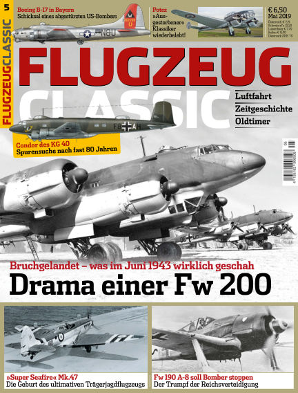Flugzeug Classic April 12, 2019 00:00
