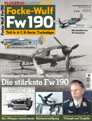 Flugzeug Classic Focke-Wulf Fw190