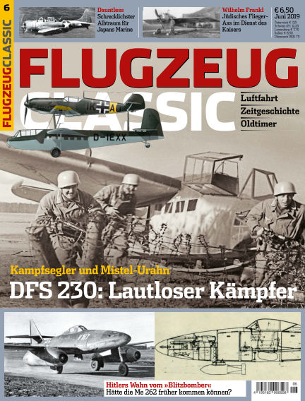 Flugzeug Classic May 13, 2019 00:00