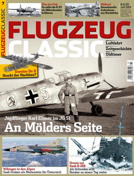 Flugzeug Classic June 07, 2019 00:00