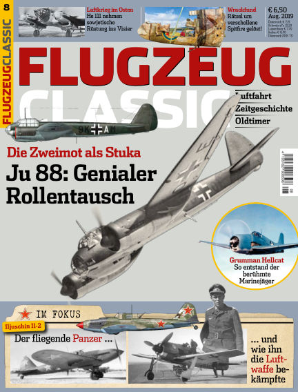 Flugzeug Classic July 15, 2019 00:00
