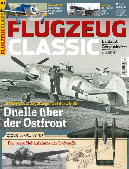 Flugzeug Classic September 09, 2019 00:00
