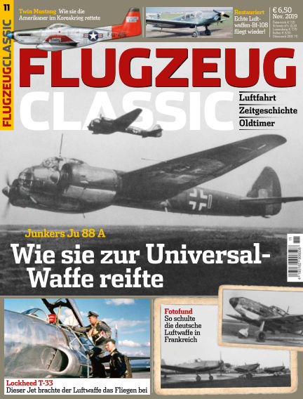 Flugzeug Classic October 07, 2019 00:00