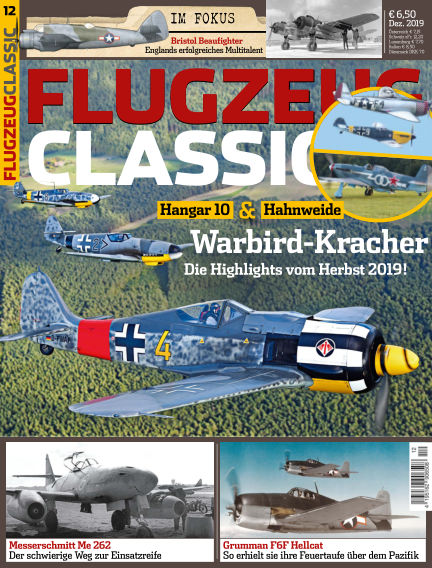 Flugzeug Classic November 11, 2019 00:00