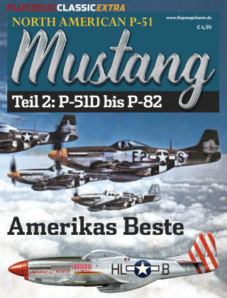 Flugzeug Classic Mustang Teil 2