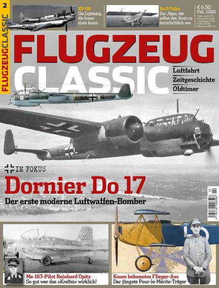 Flugzeug Classic January 13, 2020 00:00