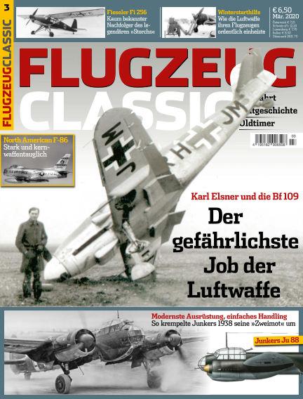 Flugzeug Classic February 10, 2020 00:00