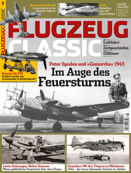 Flugzeug Classic April 07, 2020 00:00