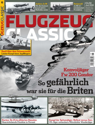 Flugzeug Classic 06_2020