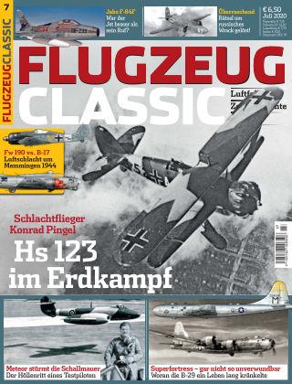 Flugzeug Classic 07_2020