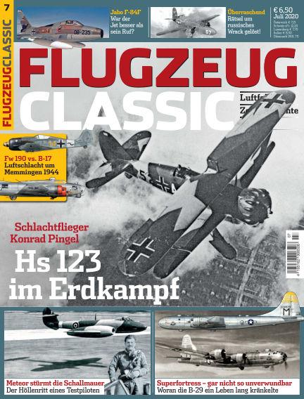 Flugzeug Classic June 08, 2020 00:00