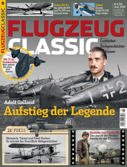 Flugzeug Classic July 08, 2020 00:00