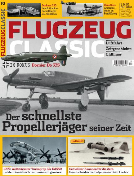 Flugzeug Classic September 07, 2020 00:00