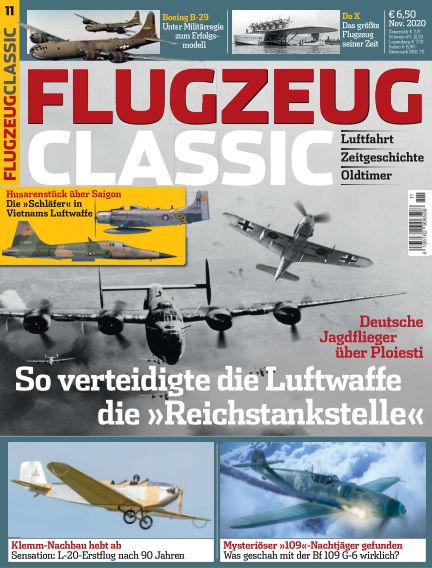 Flugzeug Classic October 12, 2020 00:00
