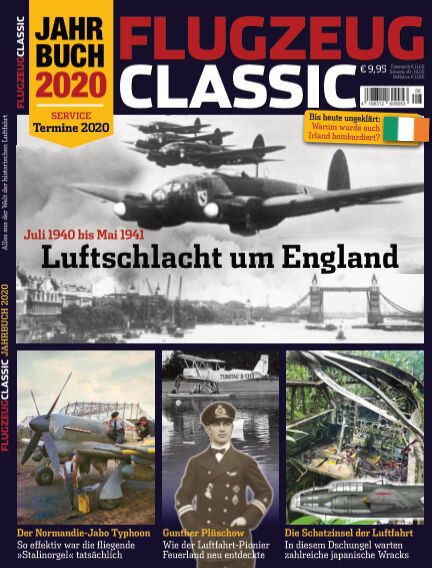 Flugzeug Classic September 23, 2019 00:00