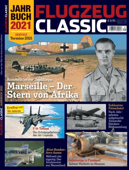 Flugzeug Classic October 05, 2020 00:00