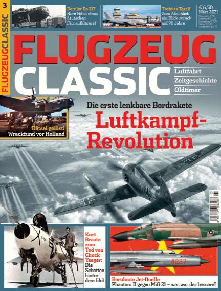 Flugzeug Classic February 08, 2021 00:00