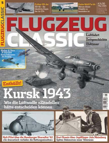 Flugzeug Classic April 12, 2021 00:00