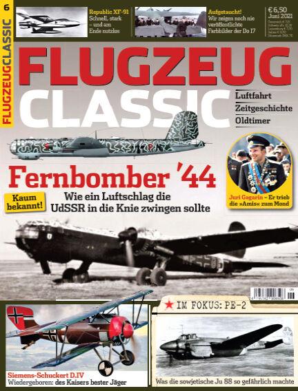 Flugzeug Classic May 10, 2021 00:00