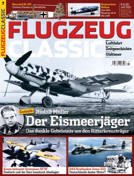Flugzeug Classic June 07, 2021 00:00