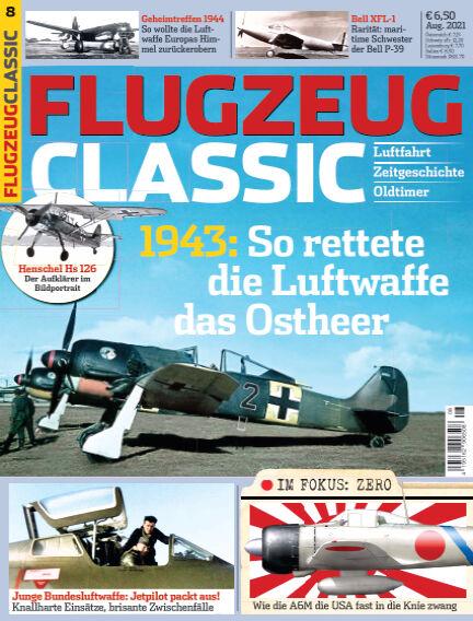 Flugzeug Classic July 12, 2021 00:00