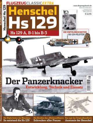 Flugzeug Classic Extra - Henschel