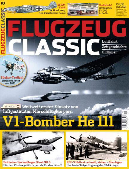 Flugzeug Classic September 06, 2021 00:00