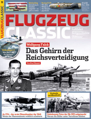 Flugzeug Classic 11_2021