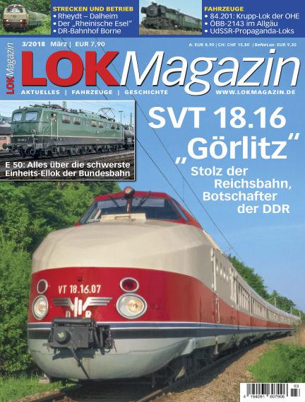 Lok Magazin February 24, 2018 00:00