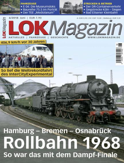 Lok Magazin May 18, 2018 00:00