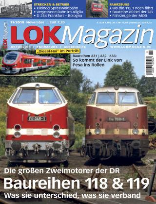 Lok Magazin 11_2018
