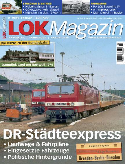 Lok Magazin January 18, 2019 00:00