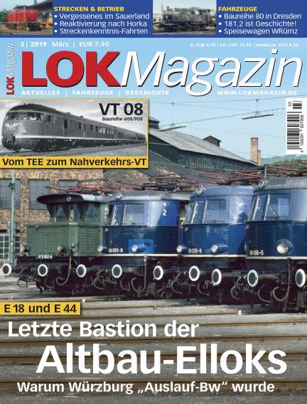Lok Magazin February 15, 2019 00:00