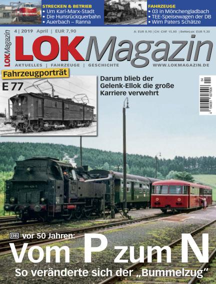 Lok Magazin March 15, 2019 00:00