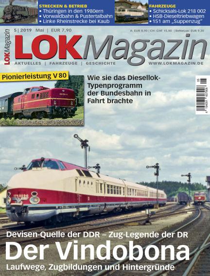 Lok Magazin April 12, 2019 00:00