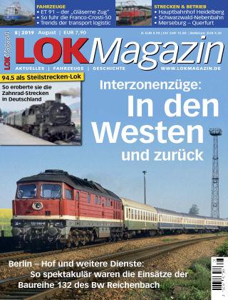 Lok Magazin 08_2019