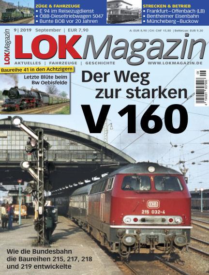 Lok Magazin August 16, 2019 00:00