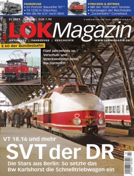 Lok Magazin January 22, 2021 00:00