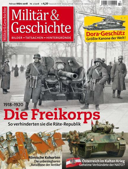 Militär & Geschichte February 10, 2018 00:00