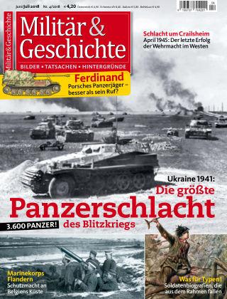 Militär & Geschichte 04_2018
