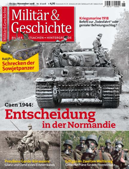 Militär & Geschichte September 03, 2018 00:00