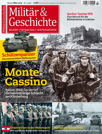 Militär & Geschichte January 07, 2019 00:00