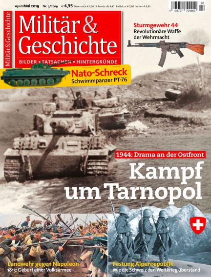 Militär & Geschichte March 11, 2019 00:00